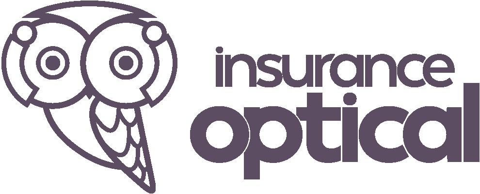 insurance optical logo